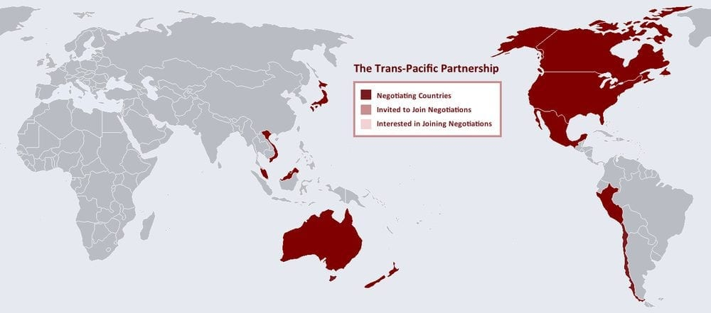 Will the Trans-Pacific Partnership Alleviate Forced Labor?