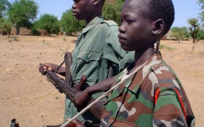 Human Trafficking and Armed Conflict