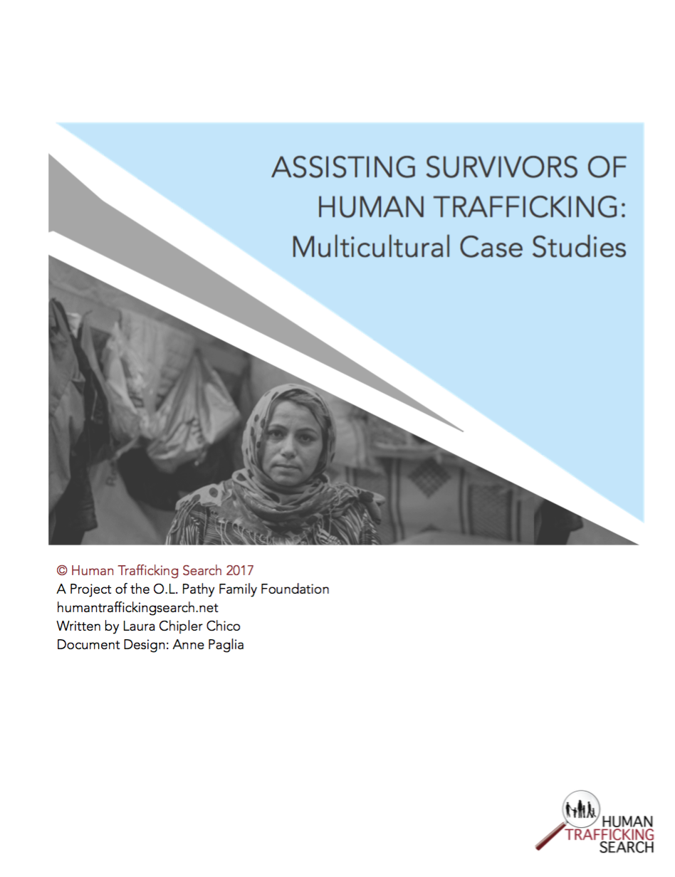Assisting Survivors of Human Trafficking: Multicultural Case Studies