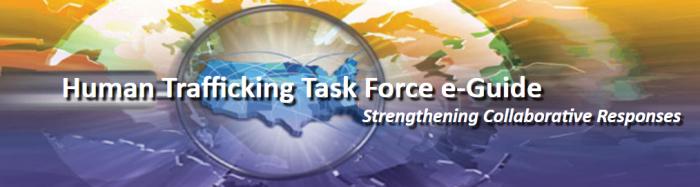 human trafficking task force eguide � human trafficking
