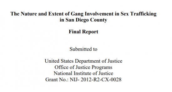 causation of female gang involvement The gang participation strengthens those differences the enhancement model because it incorporates the mindset that the youth has delinquent thoughts and anti-social traits in most cases both of these factors are apparent reasons for gang involvement.