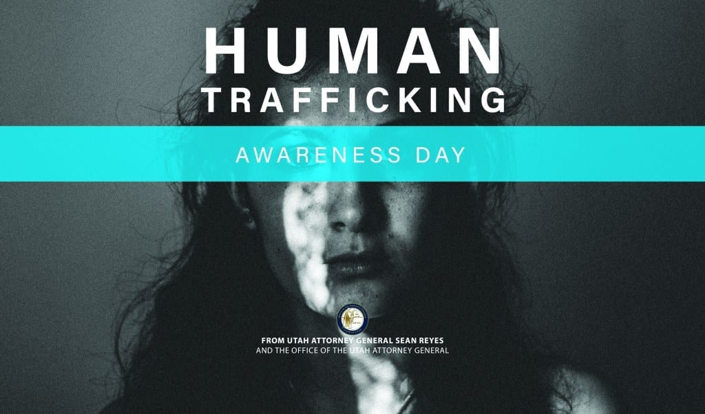 Human Trafficking Awareness Day is January 11
