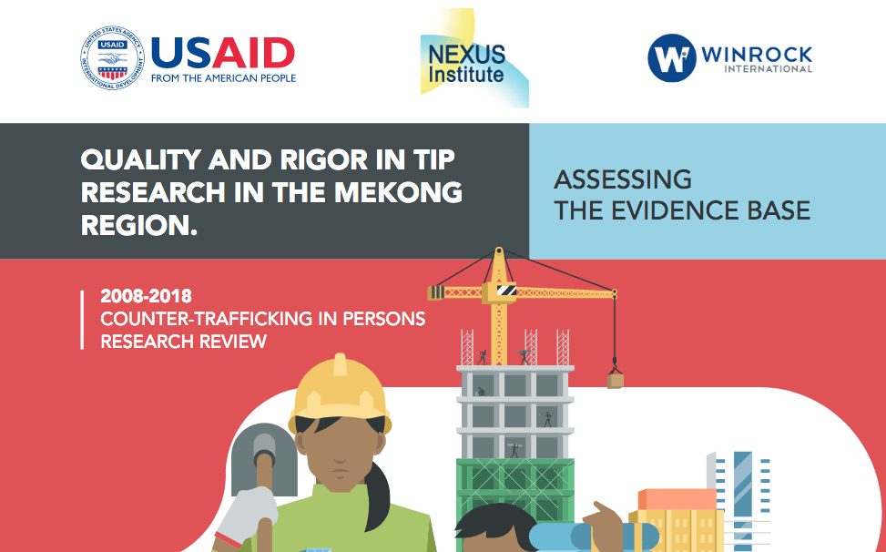 Quality And Rigor In Tip Research In The Mekong Region