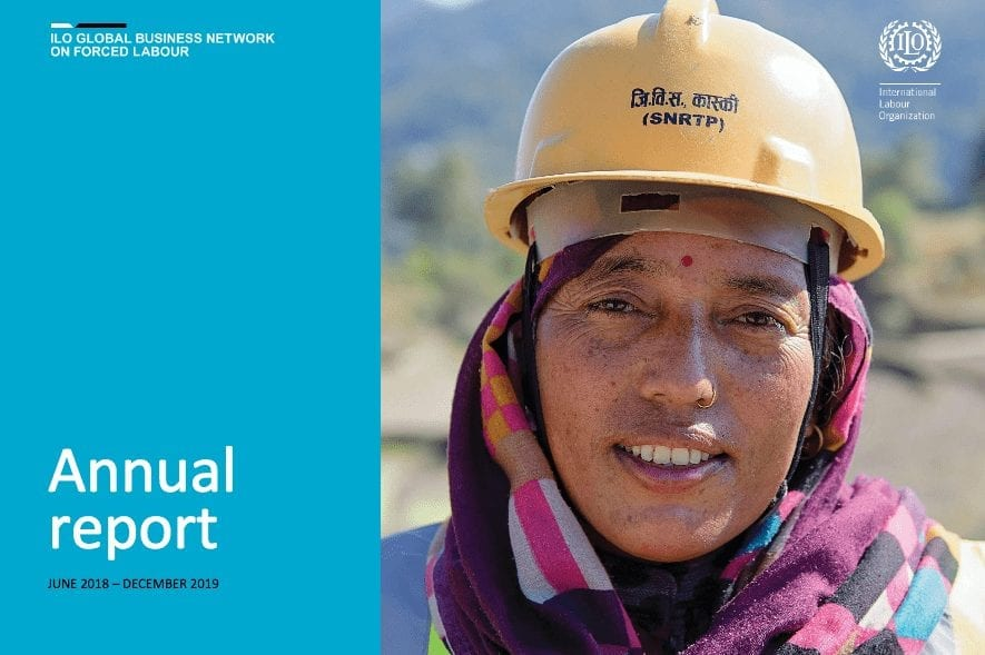 ILO Global Business Network on Forced Labor Annual Report