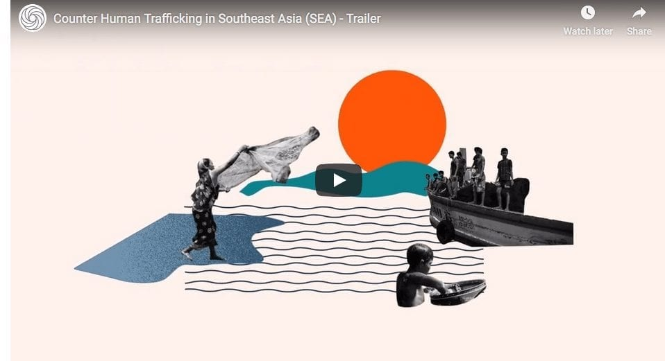 Counter Human Trafficking in Southeast Asia