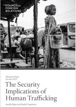 The Security Implications of Human Trafficking