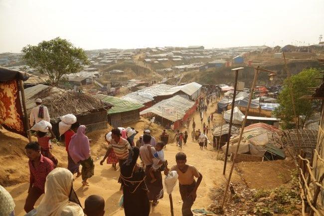 Human Trafficking and the Rohingya Refugee Crisis