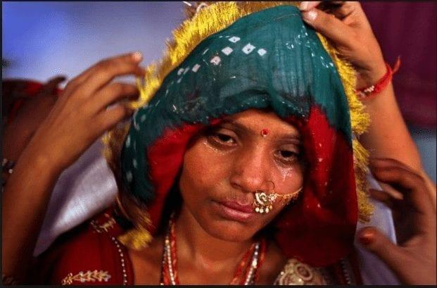 India's child brides for sale