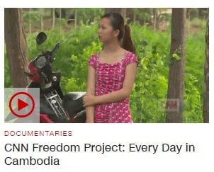 CNN Freedom Project: Every Day in Cambodia