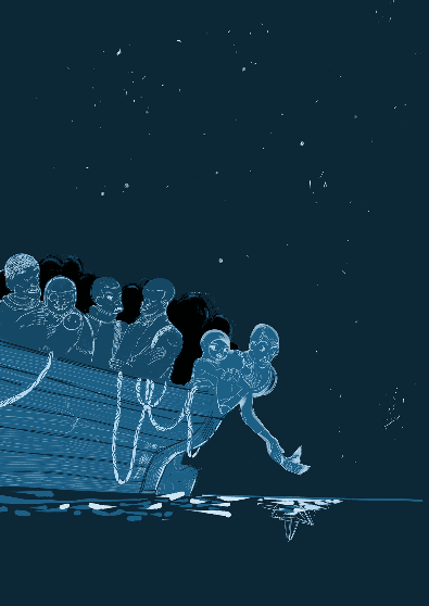 How Europe's Migration Policy Helps Human Traffickers