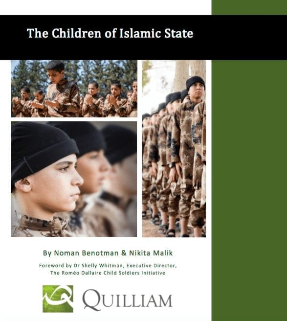 The Children of Islamic State