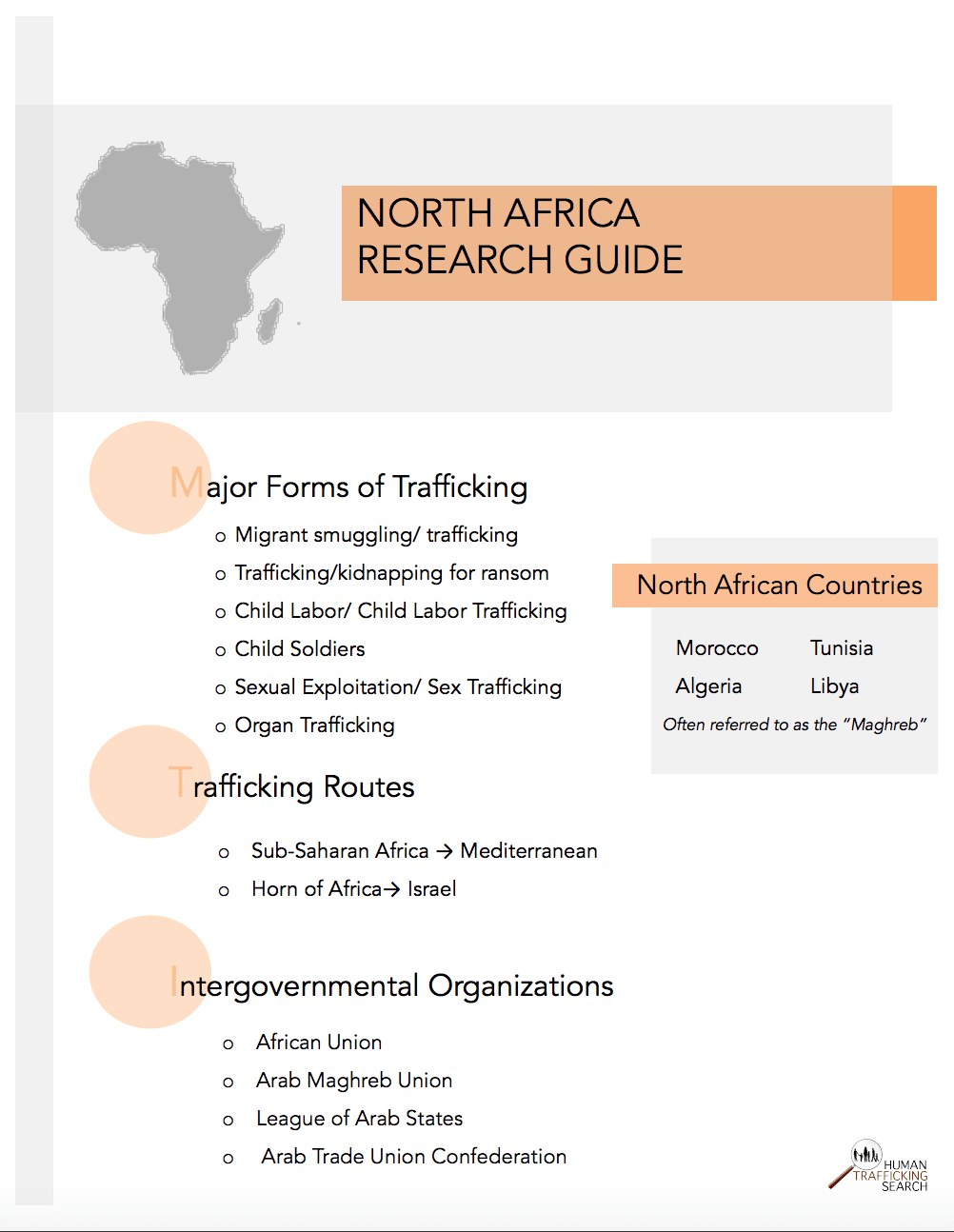 North Africa Research Guide (ENG), 2017
