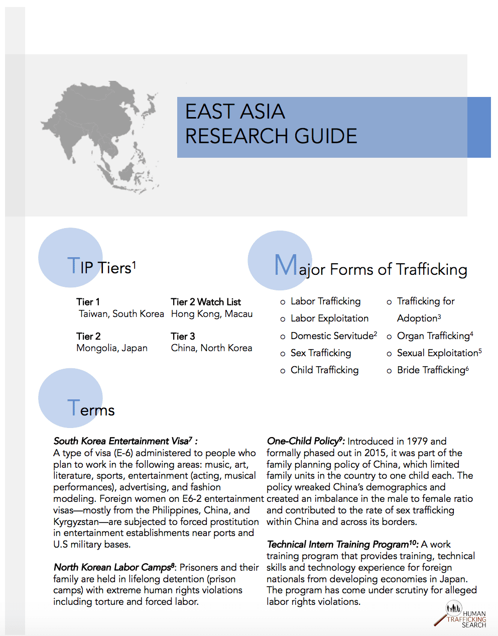 East Asia Research Guide, 2017