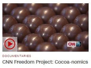 CNN Freedom Project: Cocoa-Nomics (VIDEO)