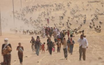 The Sexual Slavery of Yazidis by ISIS