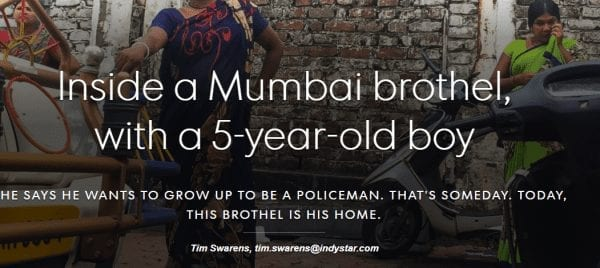 Exploited Part IX: Inside a Brothel with a 5-year-old Boy