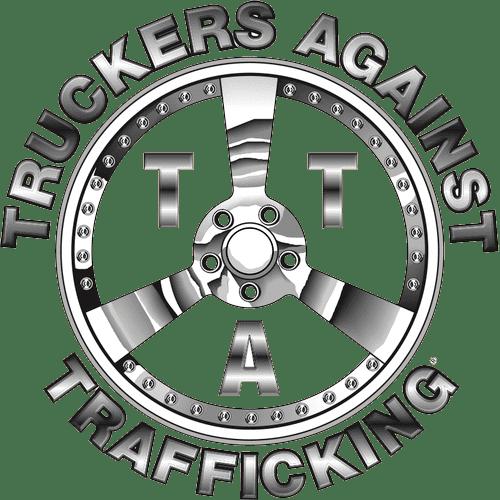 truckers against trafficking logo