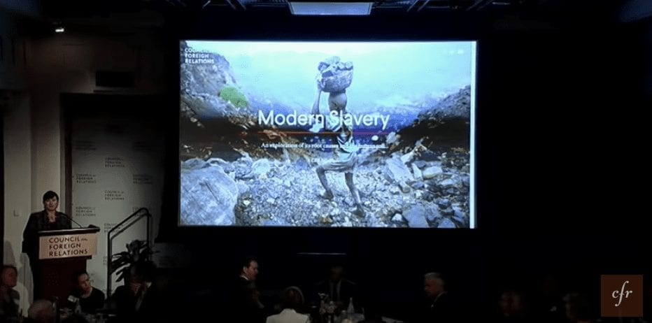 The Reality of Modern Slavery (video)