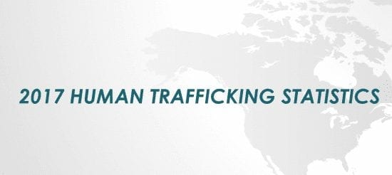 2017 Human Trafficking Statistics