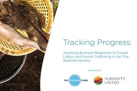 Tracking Progress: Forced Labor in the Thai Seafood Industry