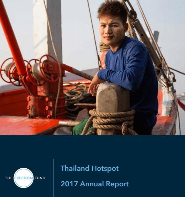 Thailand Hotspot: 2017 Annual Report