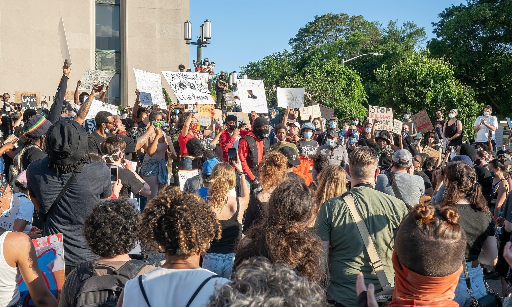 The Protesters and Prison Labor