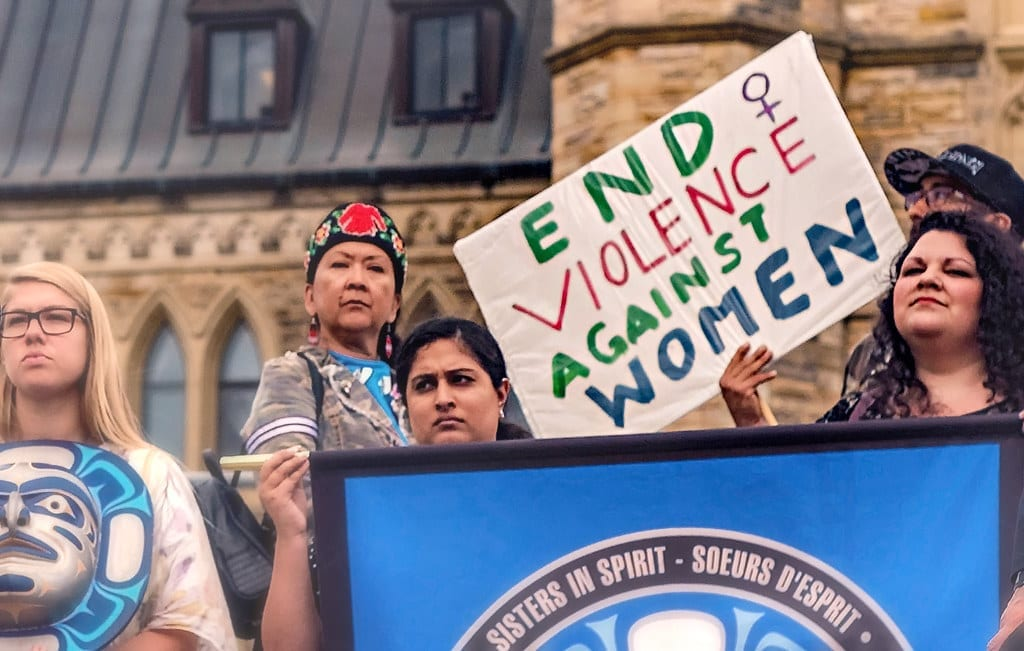 Human Trafficking of Indigenous Women and Girls in Canada: A Review of State and NGO Prevention Efforts