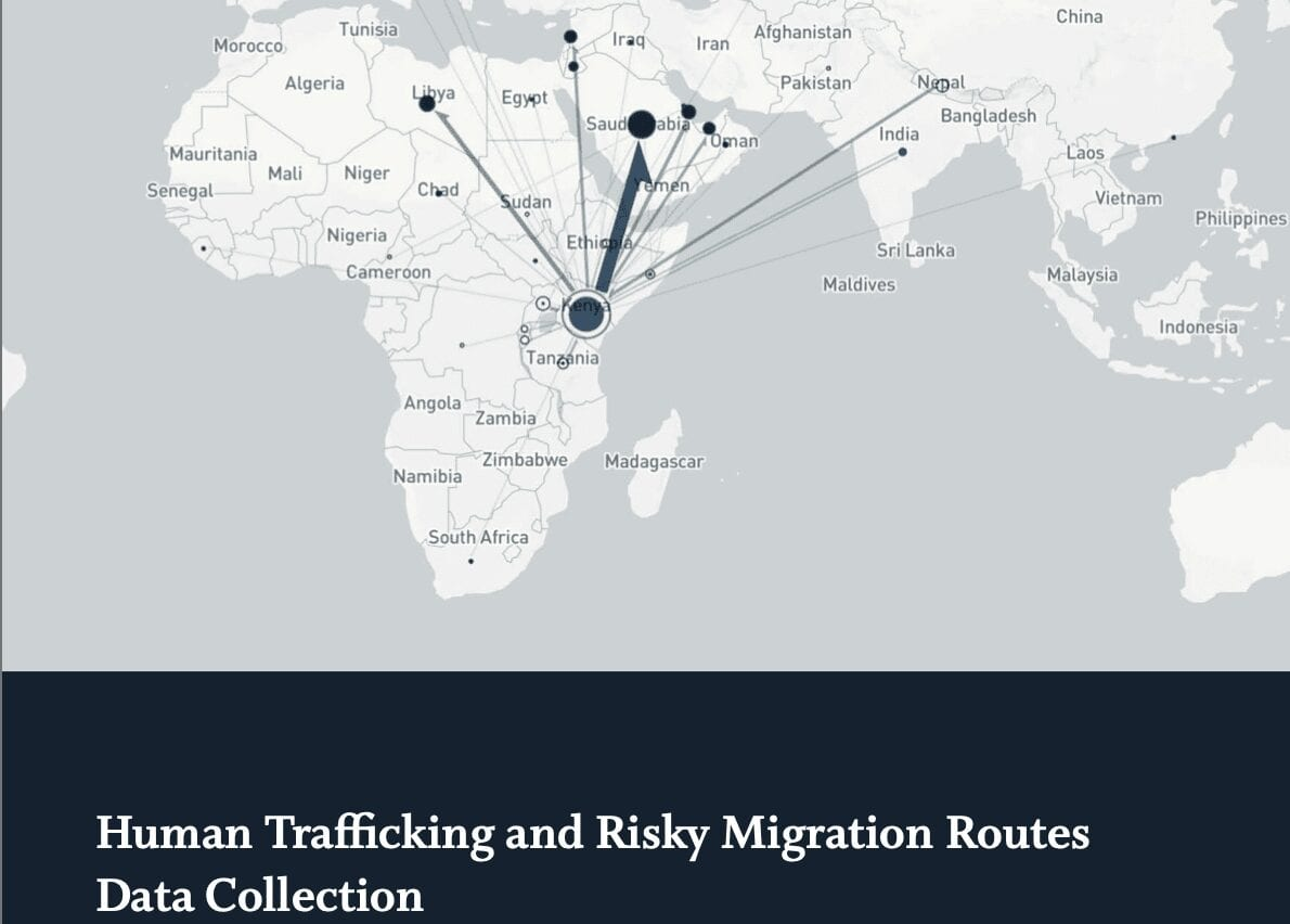 Report: Human Trafficking and Risky Migration Routes In Kenya