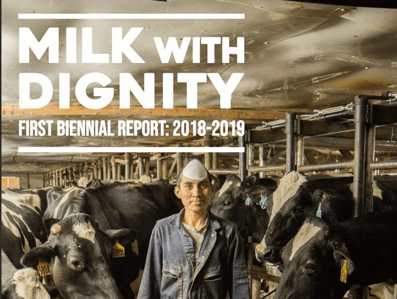 Milk with Dignity
