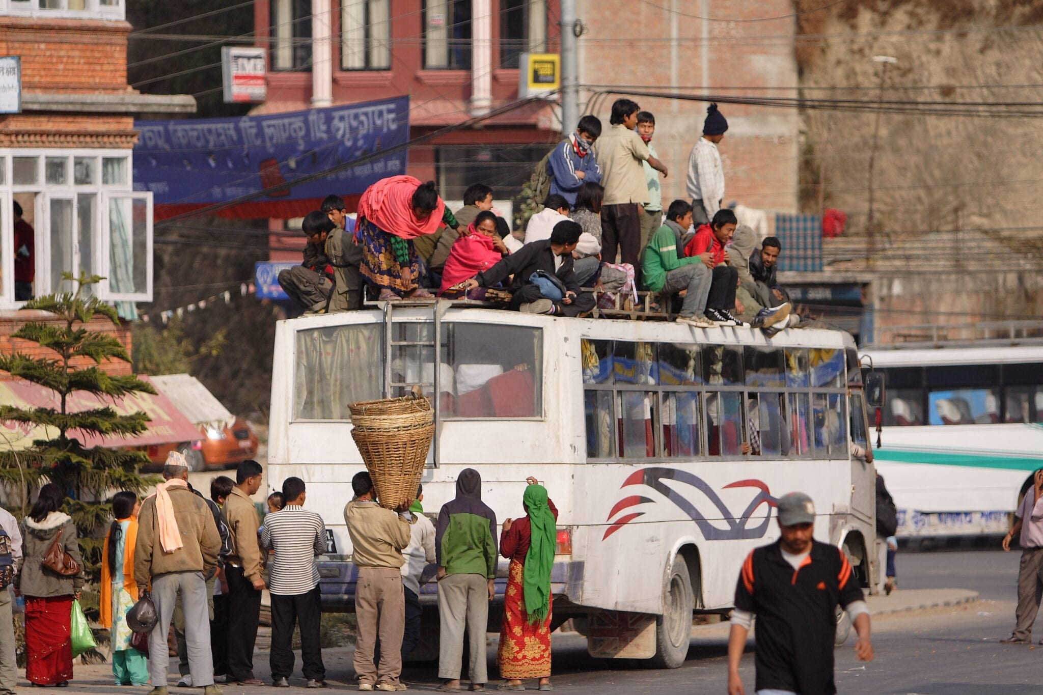 Labour migrants' struggle to subvert anti-trafficking interventions in Nepal