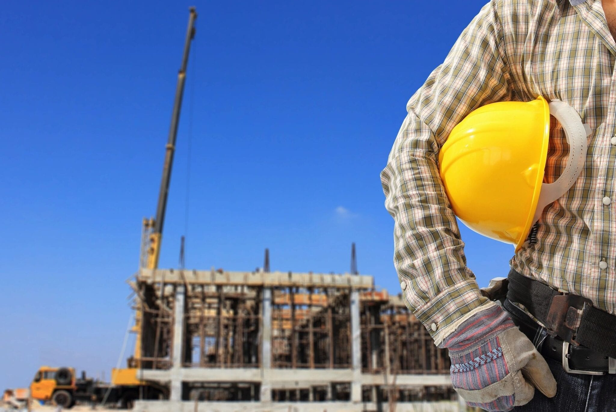 Modern Slavery Underpins the Global Construction Industry