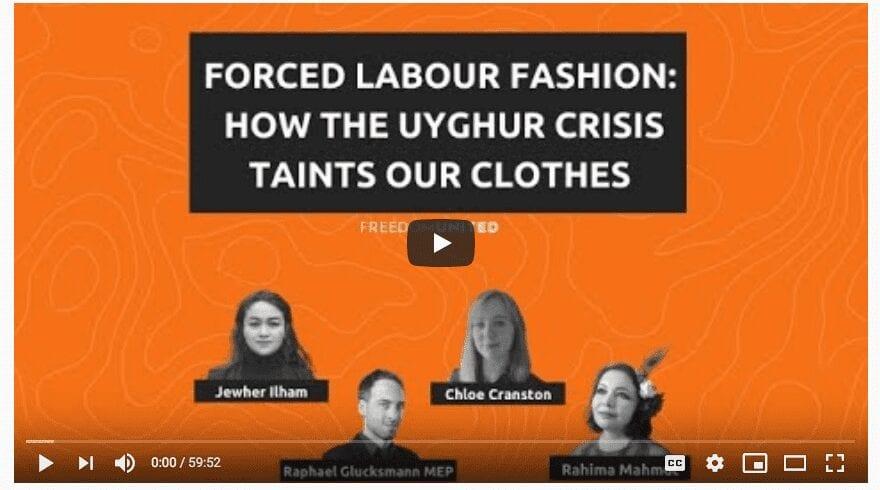 Uyghur Forced Labor Webinar