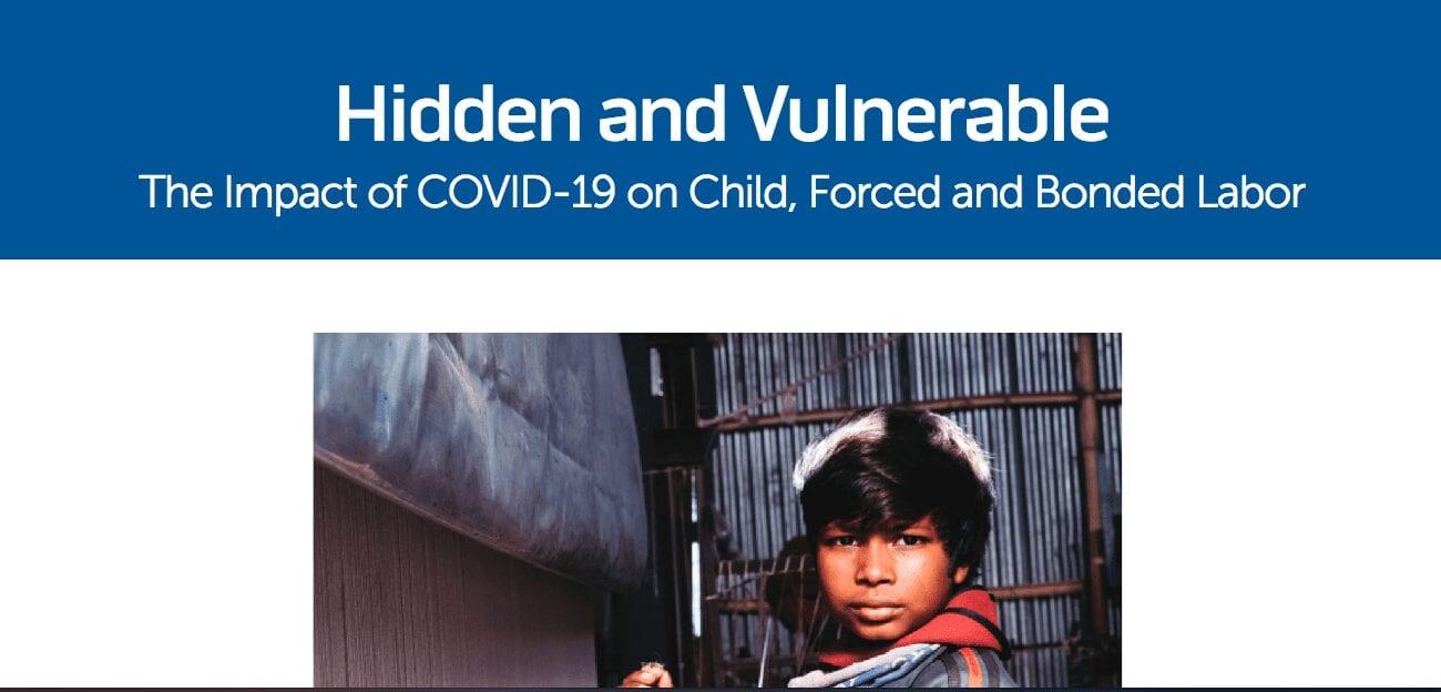 Hidden and Vulnerable Report