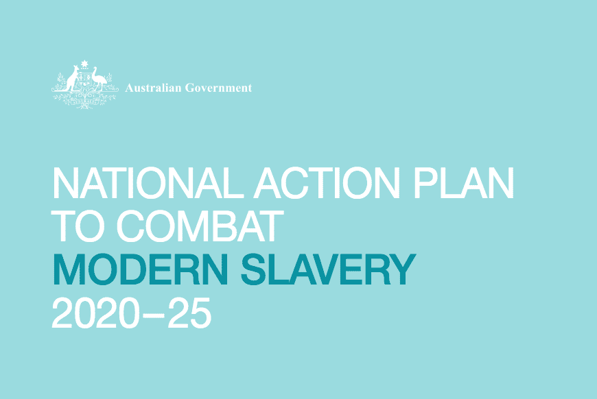 Government of Australia National Action Plan