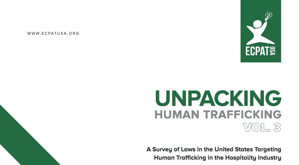 Unpacking Human Trafficking