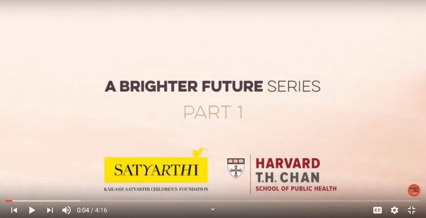 a brighter future video