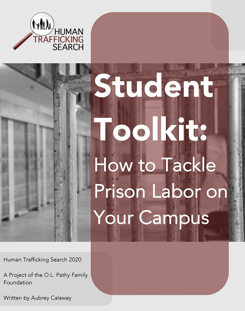 Student Toolkit: How to Tackle Prison Labor on Your Campus