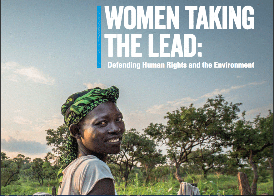 Women Take the Lead Report Cover