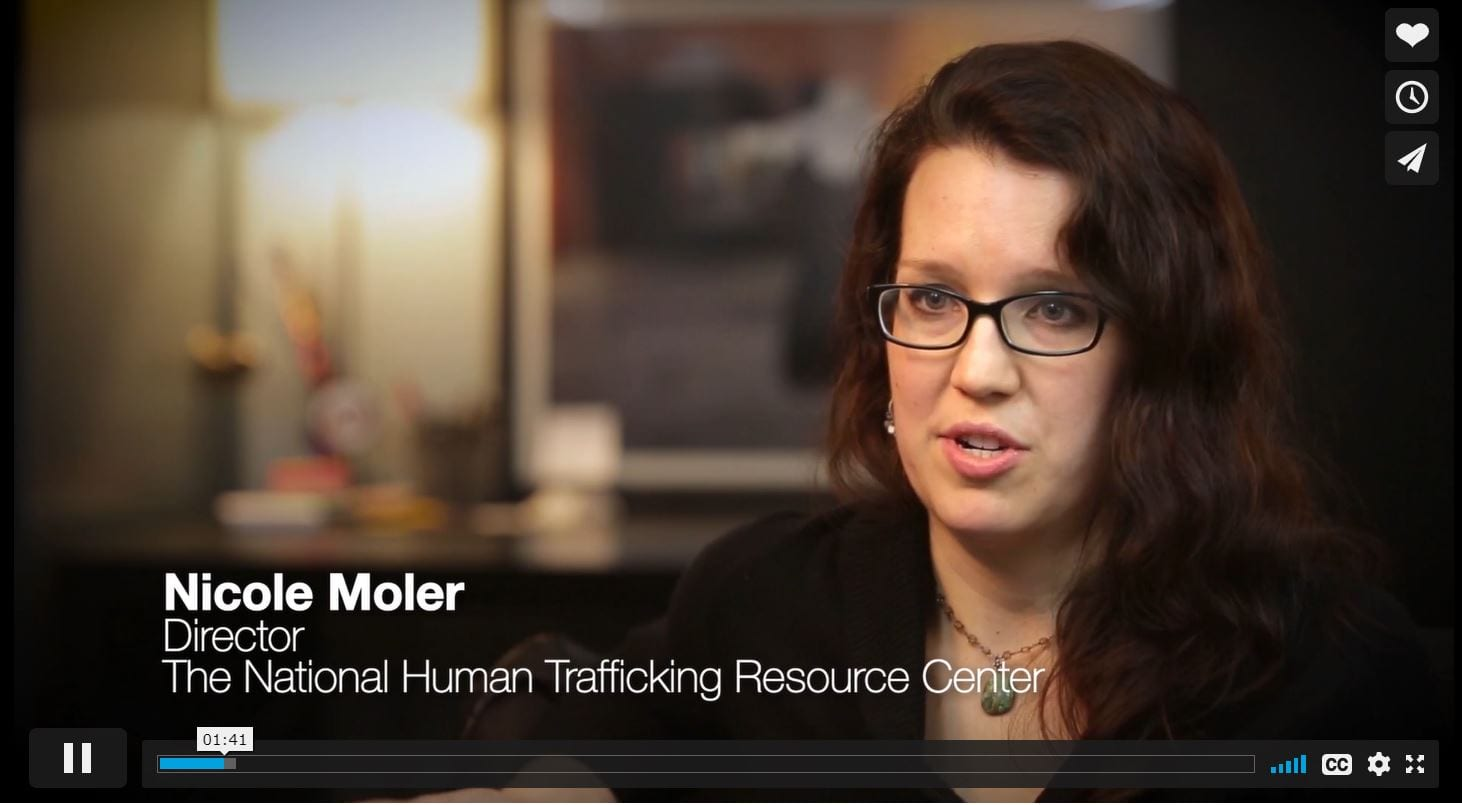 Truckers Against Human Trafficking Training Video