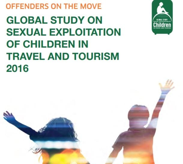 The Global Study on Sexual Exploitation of Children in Travel and Tourism