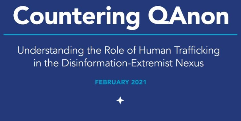 Understanding the Role of Human Trafficking in the Disinformation-Extremist Nexus