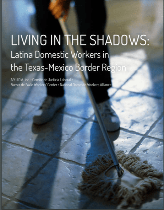 Living in the Shadows Latina Domestic Workers in the Texas–Mexico Region