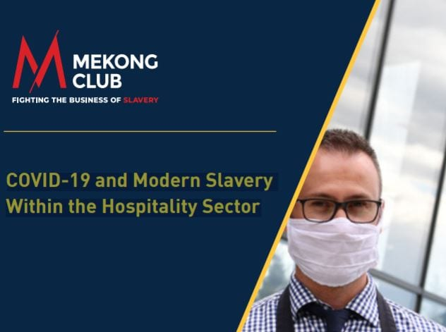COVID-19 and Modern Slavery Within the Hospitality Sector
