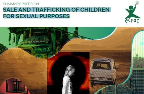 Summary Paper on Sale and Trafficking of Children for Sexual Purposes
