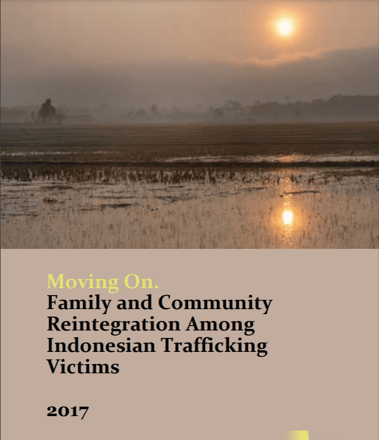 Family and Community Reintegration Among Indonesian Trafficking Victims