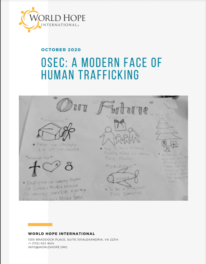 OSEC: A Modern Face of Human Trafficking — Philippines