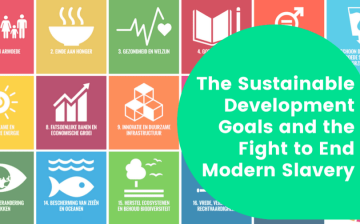 The Sustainable Development Goals and the Fight to End Modern Slavery