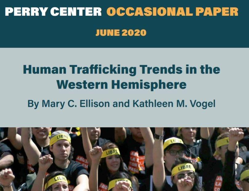 Human Trafficking Trends in the Western Hemisphere