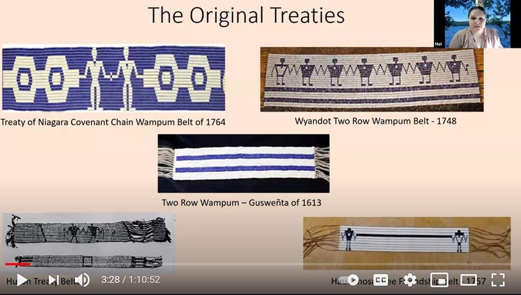 Broken Promises: Treaties and Historical legislation