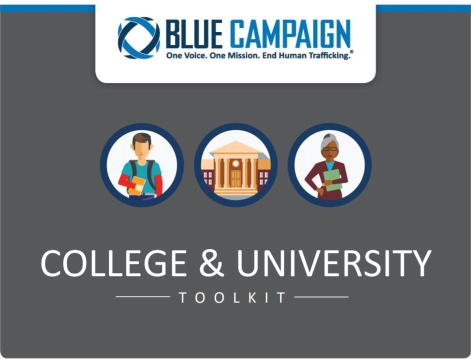 College and University Human Trafficking Toolkit